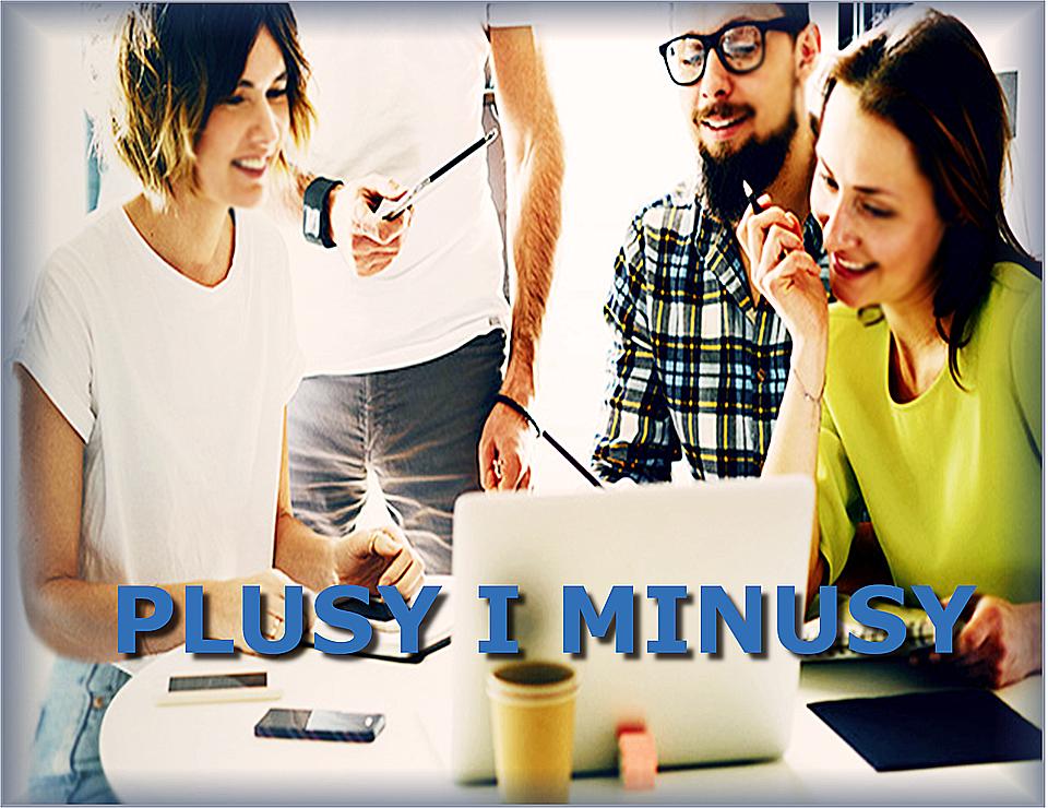 Marketing sieciowy plusy i minusy